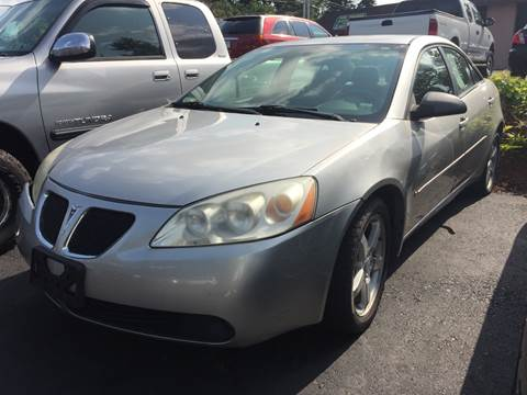 2007 Pontiac G6 for sale in Scranton, PA