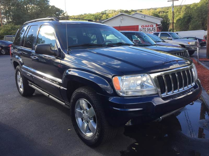 2004 Jeep Grand Cherokee For Sale At GMG AUTO SALES In Scranton PA