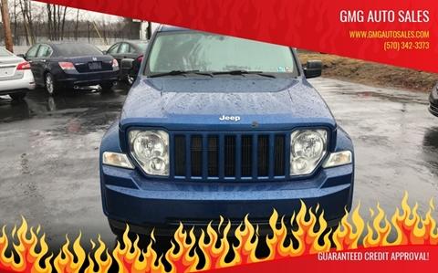 2010 Jeep Liberty for sale in Scranton, PA