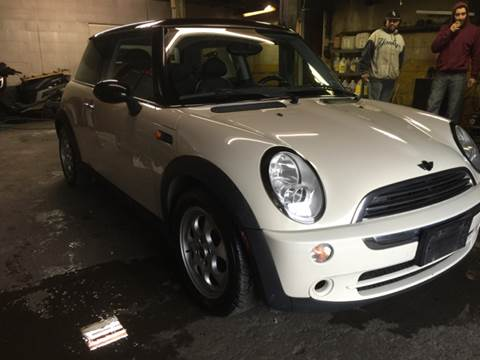 2005 MINI Cooper for sale at GMG AUTO SALES in Scranton PA