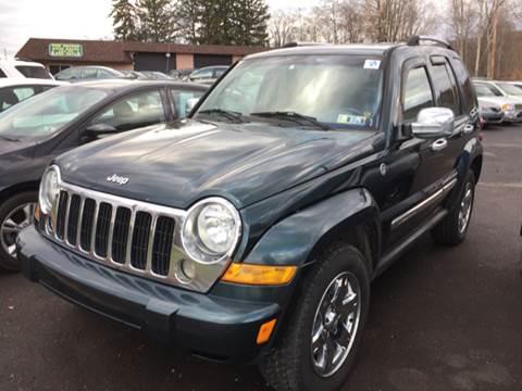 2005 Jeep Liberty for sale in Scranton, PA
