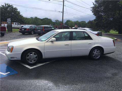 2002 Cadillac DeVille for sale in Kansas City, MO