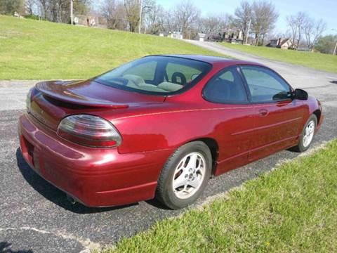 2002 Pontiac Grand Prix for sale in Kansas City, MO