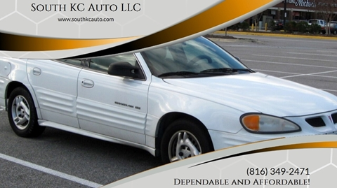 2004 Pontiac Grand Am for sale in Kansas City, MO
