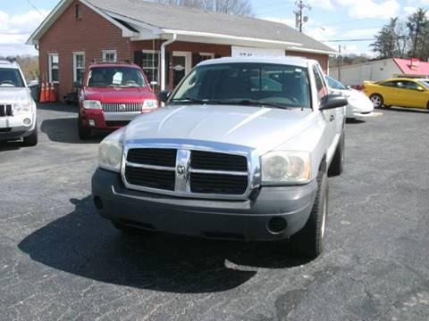 2007 Dodge Dakota for sale in King, NC
