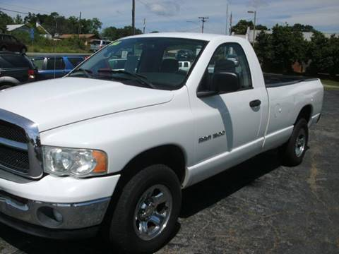 2003 dodge ram pickup 1500 for sale in north carolina. Black Bedroom Furniture Sets. Home Design Ideas
