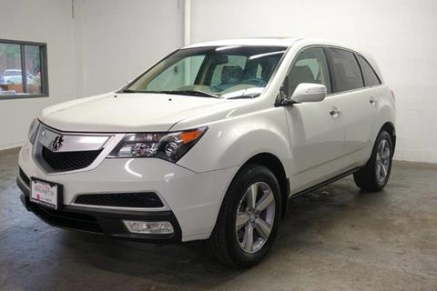 2013 Acura MDX for sale in Farmers Branch, TX