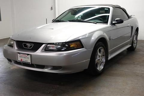 2003 Ford Mustang for sale in Farmers Branch, TX