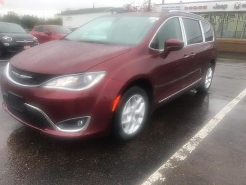 2018 Chrysler Pacifica for sale in Menomonie, WI
