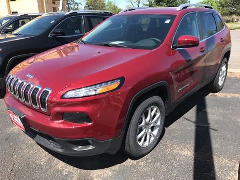 2017 Jeep Cherokee for sale in Menomonie, WI