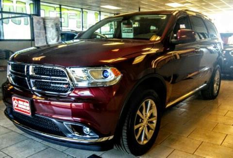 2017 Dodge Durango for sale in Menomonie, WI