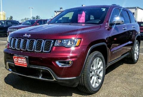 2017 Jeep Grand Cherokee for sale in Menomonie, WI