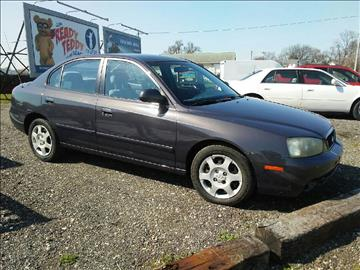 2001 Hyundai Elantra for sale in Middletown, OH