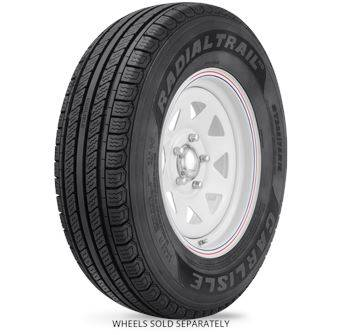 2017 Carlisle Trailer Tire 225/75/R15 E-Ply for sale in Middletown, OH