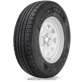 2017 Carlisle Trailer Tire 205/75/R15  D-Ply for sale in Middletown, OH