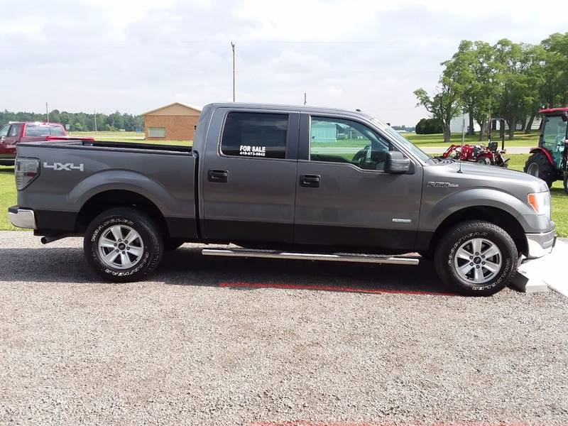 2012 Ford F-150 for sale at Tommy's Truck and Tractor in Ada OH