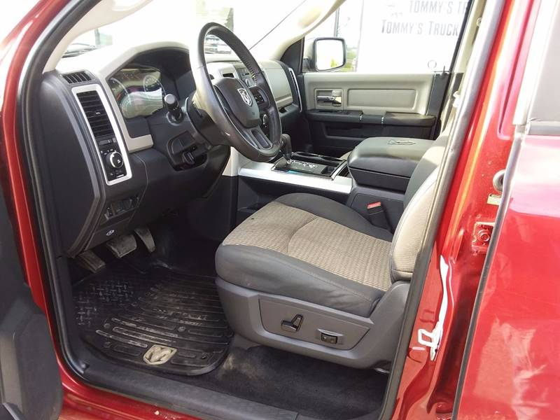 2012 RAM Ram Pickup 1500 for sale at Tommy's Truck and Tractor in Ada OH