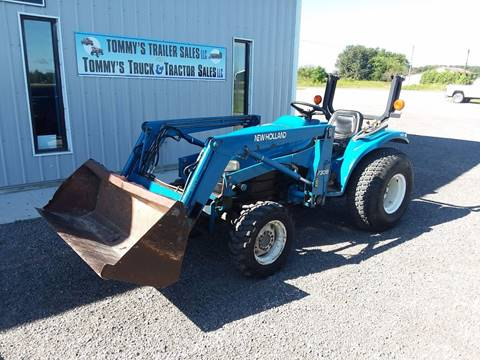 1997 New Holland 1630
