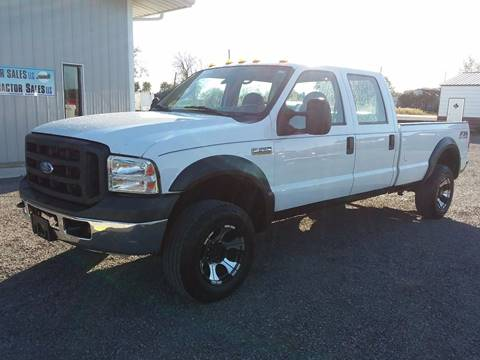 2006 Ford F-250 Super Duty for sale in Ada, OH