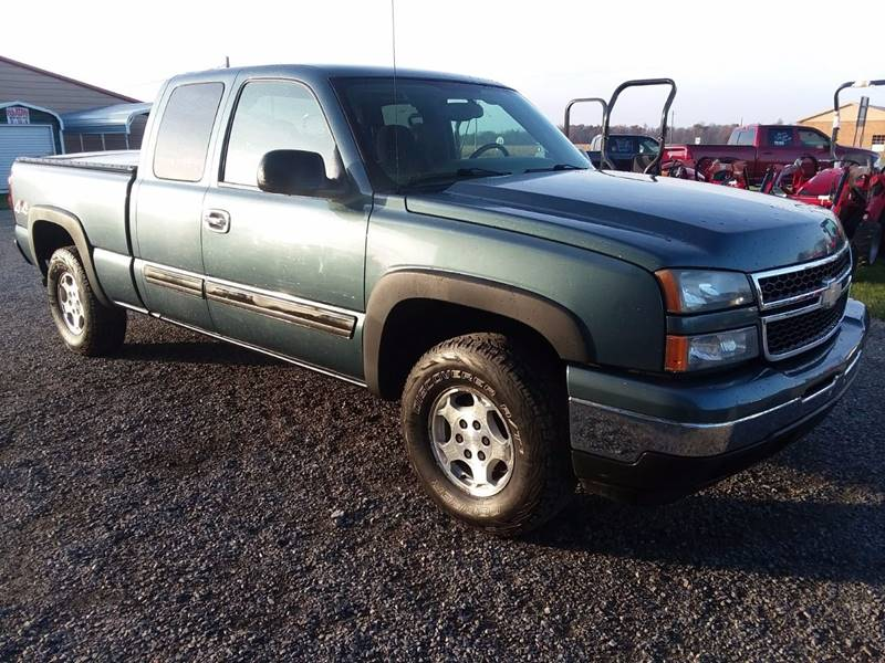Used Cars Pickup Trucks Specials Ada OH 45810 - Tommy\'s Truck and ...