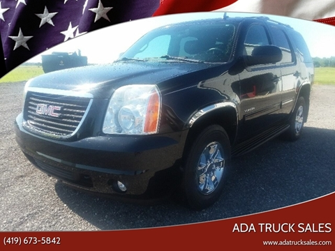 2013 GMC Yukon for sale in Ada, OH