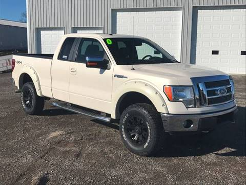 2009 Ford F-150 for sale at Tommy's Truck and Tractor in Ada OH