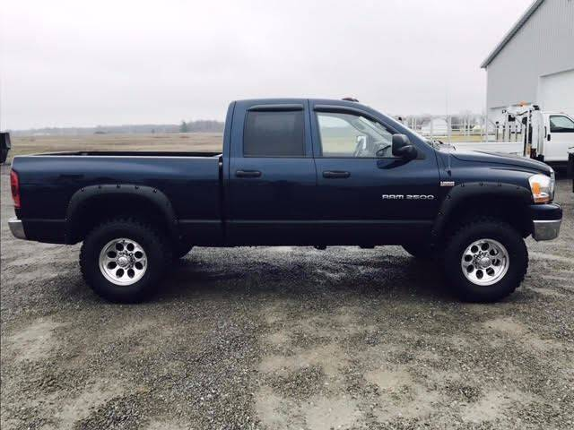 2006 Dodge Ram Pickup 2500 for sale at Tommy's Truck and Tractor in Ada OH
