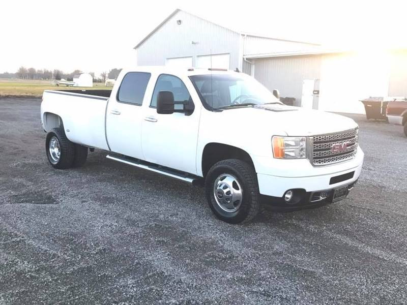 2013 GMC Sierra 3500HD for sale at Tommy's Truck and Tractor in Ada OH