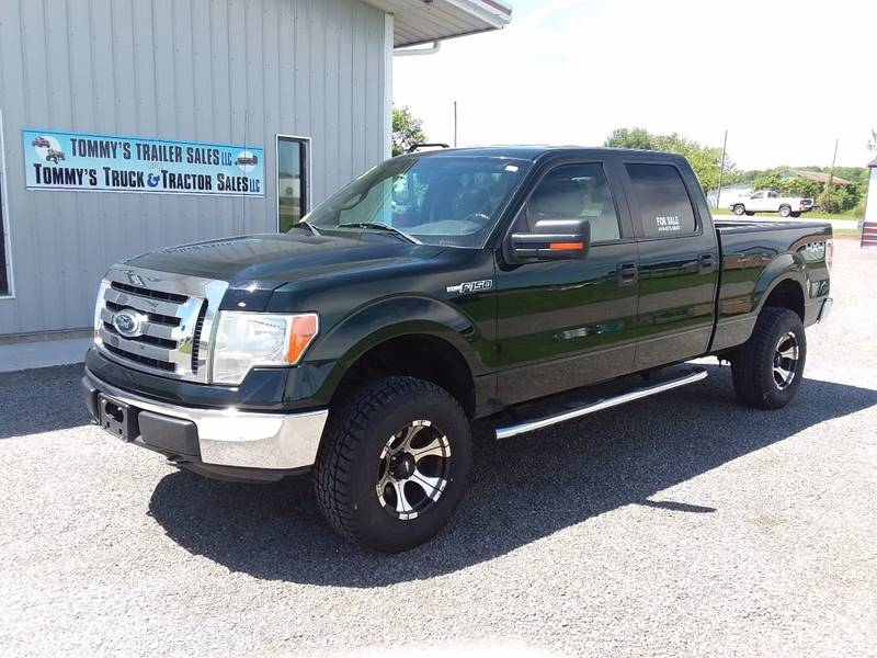 2013 Ford F-150 for sale at Tommy's Truck and Tractor in Ada OH