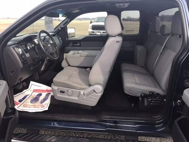 2013 Ford F-150 4x4 XLT 4dr SuperCab Styleside 6.5 ft. SB - Ada OH