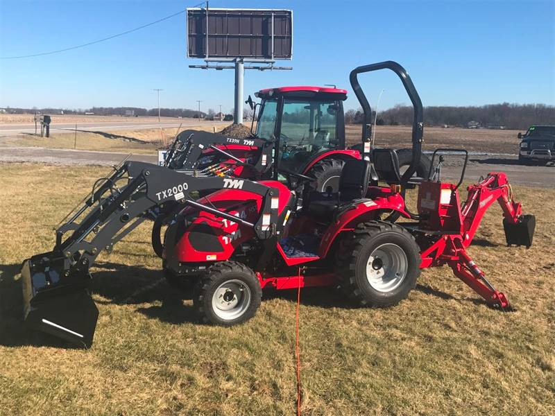 2017 TYM T234HST for sale at Tommy's Truck and Tractor in Ada OH