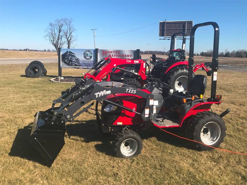 2017 TYM T254H for sale at Tommy's Truck and Tractor in Ada OH