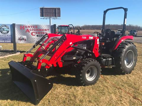 2017 TYM T454H for sale at Tommy's Truck and Tractor in Ada OH