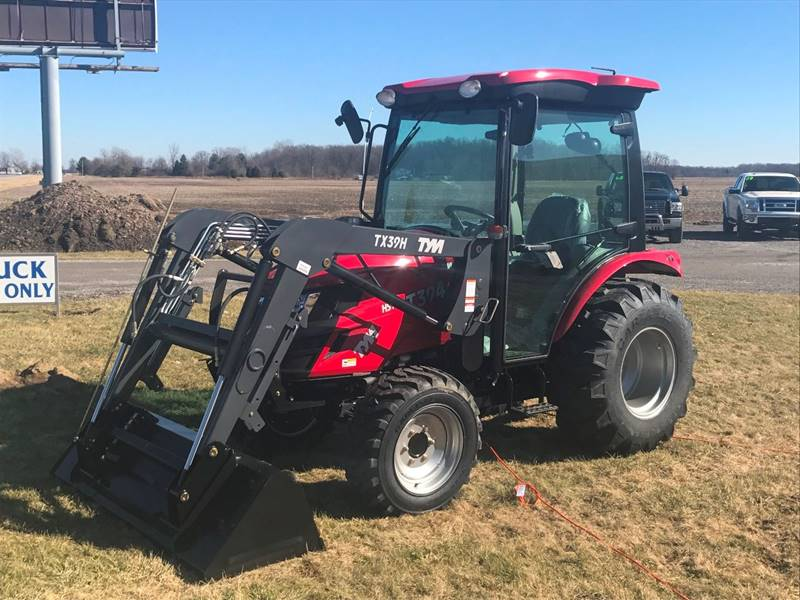 2017 TYM T394HC for sale at Tommy's Truck and Tractor in Ada OH