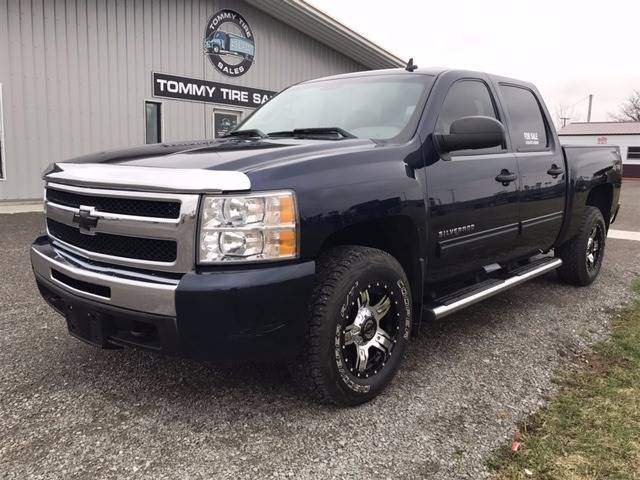 2010 Chevrolet Silverado 1500 for sale at Tommy's Truck and Tractor in Ada OH