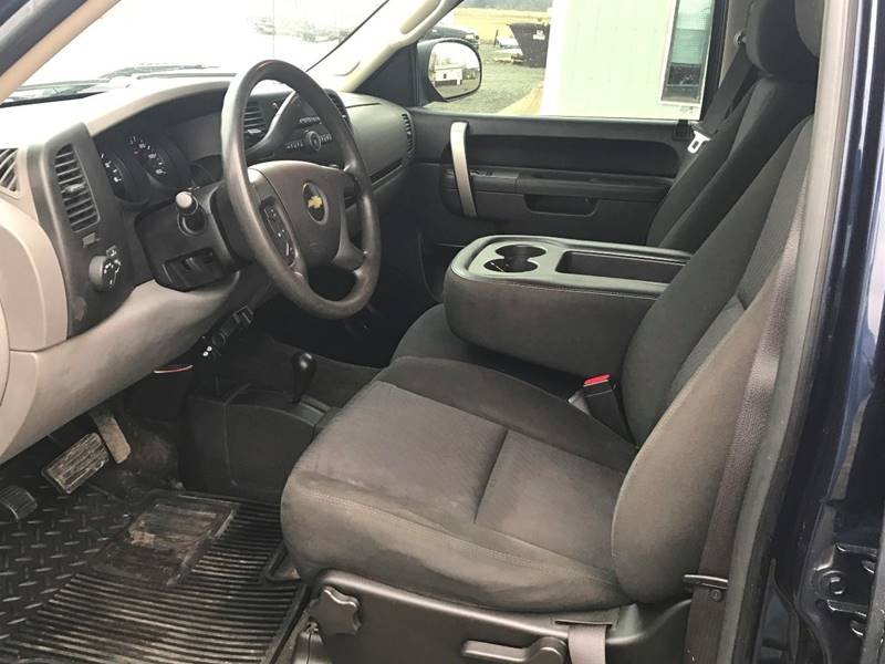 2010 Chevrolet Silverado 1500 4x4 LS 4dr Crew Cab 5.8 ft. SB - Ada OH