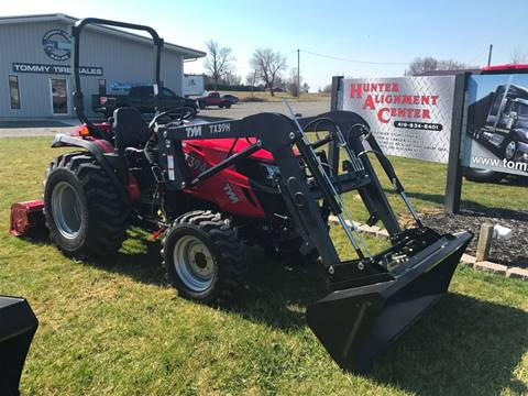 2017 TYM T394H for sale at Tommy's Truck and Tractor in Ada OH