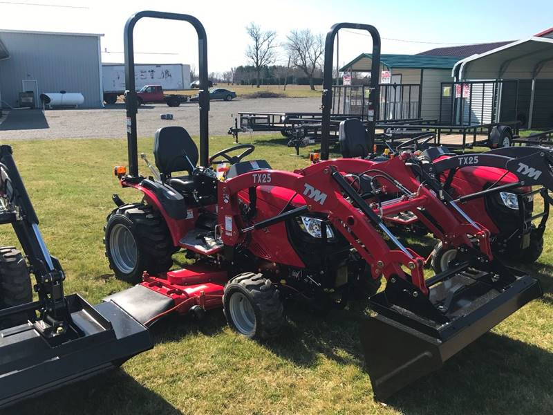 2017 TYM T254HST for sale at Tommy's Truck and Tractor in Ada OH