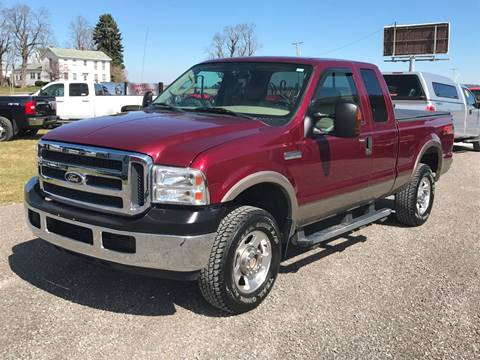 2005 Ford F-250 Super Duty for sale at Tommy's Truck and Tractor in Ada OH