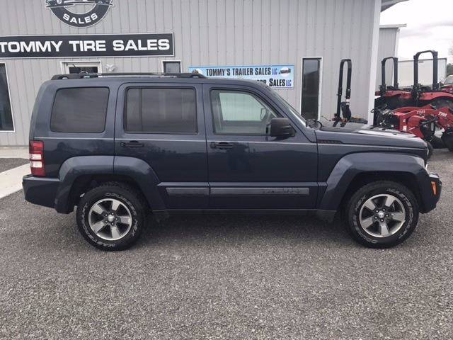 2008 Jeep Liberty for sale at Tommy's Truck and Tractor in Ada OH