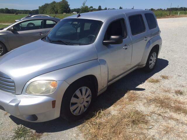 2009 Chevrolet HHR for sale at El Dorado Auto Sales in Bells TN