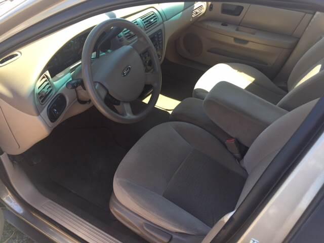 2007 Ford Taurus for sale at El Dorado Auto Sales in Bells TN