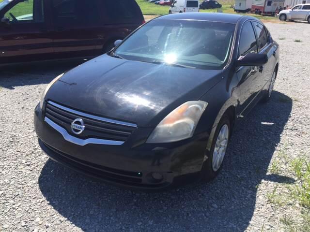 2009 Nissan Altima for sale at El Dorado Auto Sales in Bells TN