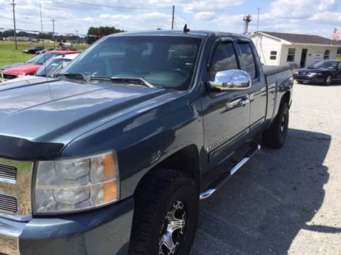 2007 Chevrolet Silverado 1500 for sale at El Dorado Auto Sales in Bells TN