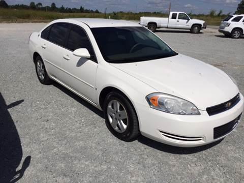 2008 Chevrolet Impala for sale at El Dorado Auto Sales in Bells TN