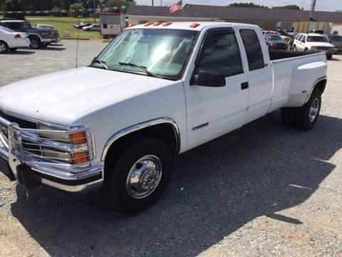 1996 Chevrolet C/K 3500 Series for sale at El Dorado Auto Sales in Bells TN
