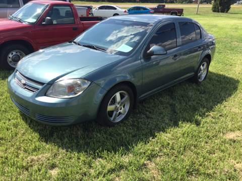 2010 Chevrolet Cobalt for sale at El Dorado Auto Sales in Bells TN