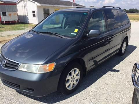 2004 Honda Odyssey for sale at El Dorado Auto Sales in Bells TN