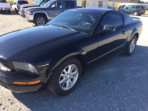 2008 Ford Mustang for sale at El Dorado Auto Sales in Bells TN