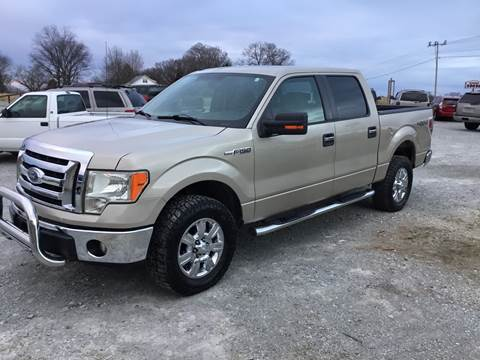 2009 Ford F-150 for sale in Bells, TN